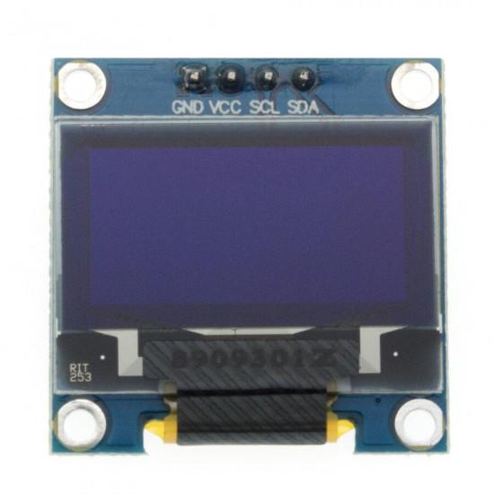 0.96'' SSD1306 I2C OLED Display