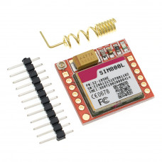 SIM800L GSM GPRS module with antenna for Arduino
