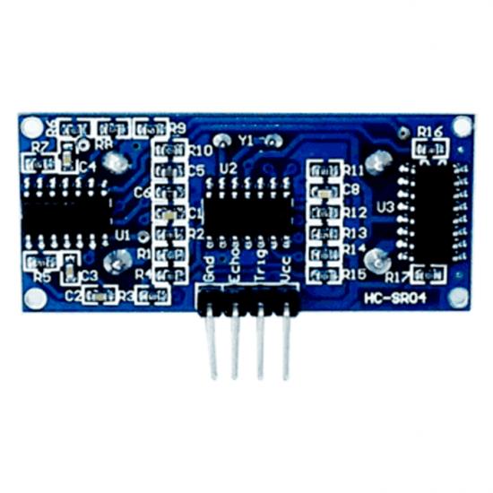 HC-SR04 Ultrasound Module