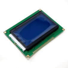 128x64 LCD blue Display