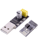 ESP8266-01S and USB-Adapter