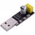 USB-Adapter for ESP8266-01
