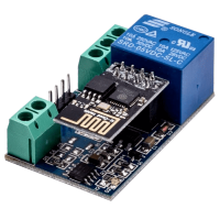 ESP8266-01S with Relay