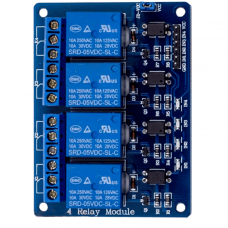 4-Relay Module