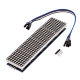 MAX7219 8x32 4 in 1 Dot Matrix LED Display