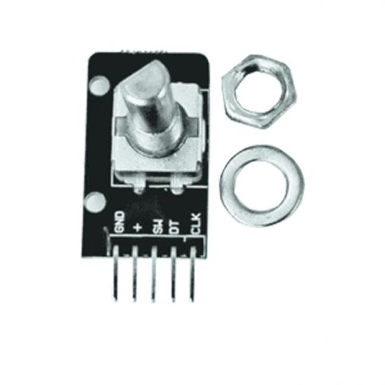 KY-040 rotary encoder module