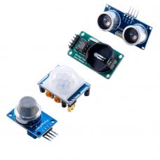 16 in 1 Kit - accessory kit for Raspberry Pi / Arduino