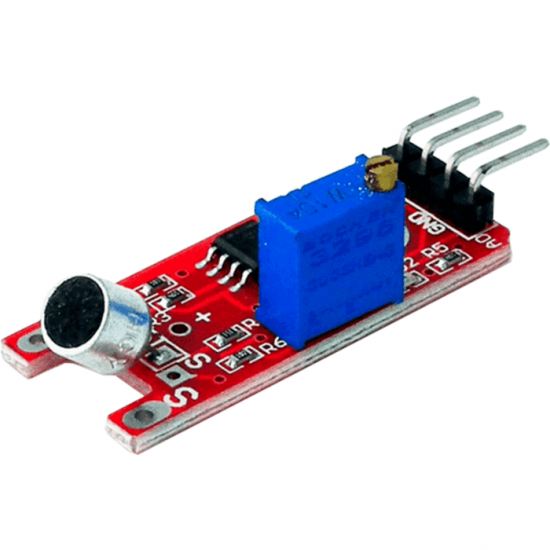 KY-038 microphone module small