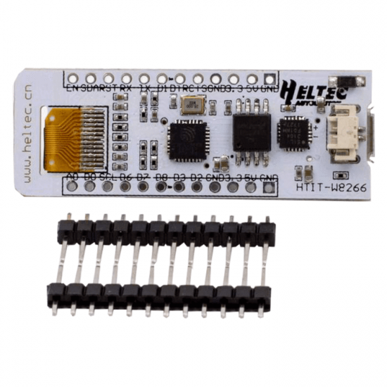 ESP8266  with built-in 0.91OLED