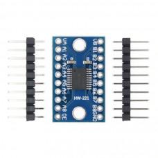 Logic level converter  3.3V, 5V TXS0108E