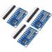 Analog - Digital converter ADS1115 with I2C-Interface