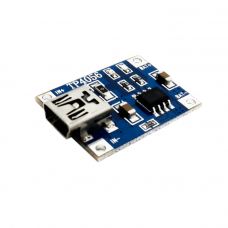 TP4056 Mini-USB Charge controller