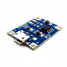 Charging Controller TP4056 Micro-USB