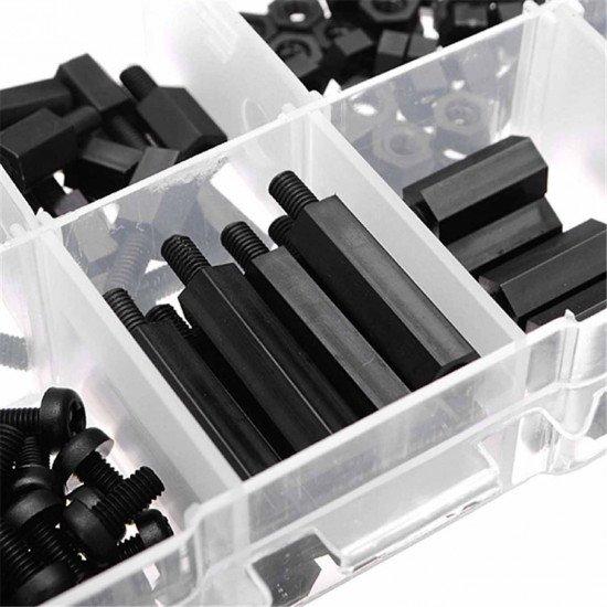 M3 Nylon Screw Kit 180 Pcs