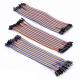 Set of 3, 40 PCs. Jumper Wire m2m/f2m/f2f
