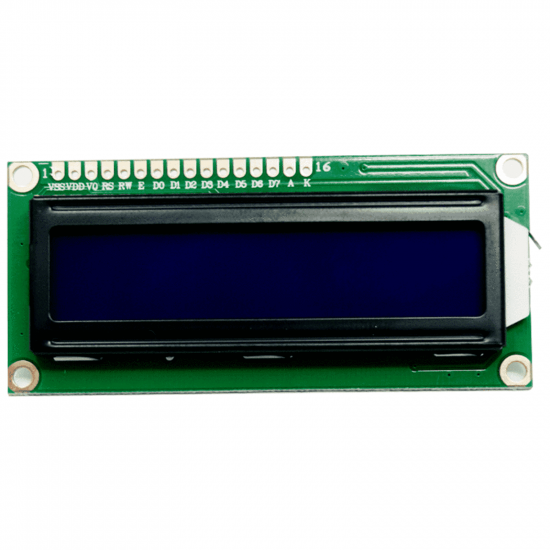 HD44780 1602 LCD Display