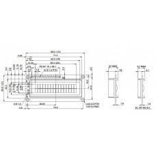 HD44780 1602 LCD Display