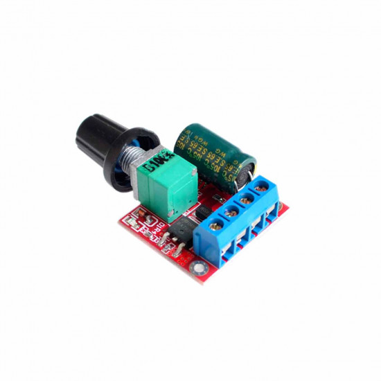 PWM Speed controller for DC motor