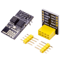 ESP8266-01S with Breadboardadapter