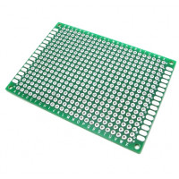 Universal PCB 5x7cm DoubleSided