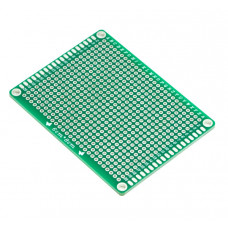 Universal PCB 6x8cm DoubleSided