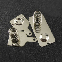 AA Battery Contact Plates