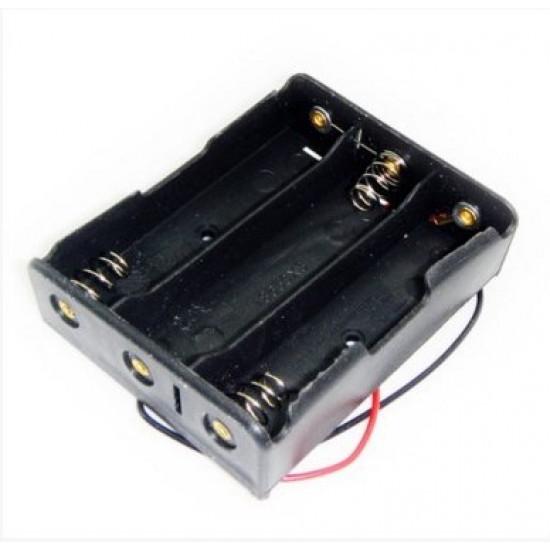 3x18650 Battery Case