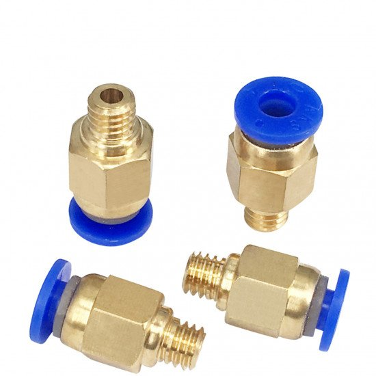 PC4-M6/PC4-M5 Bowden tube connector
