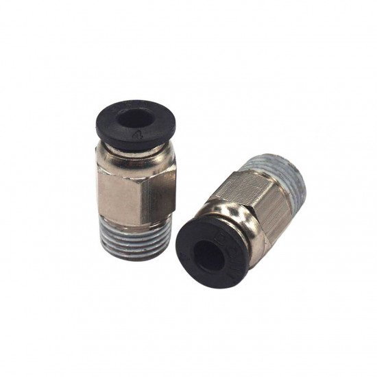 PC4-M10 passtrough Bowden tube connector E3D V6