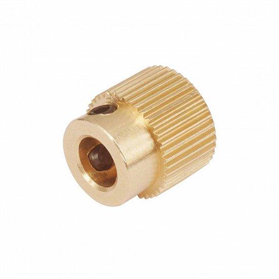 Brass Extruder Gear