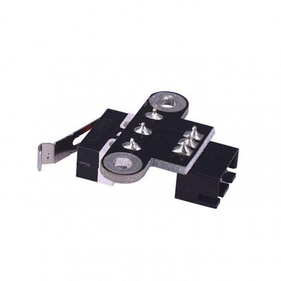 horizontal mechanical endstop