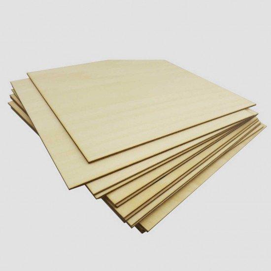 basswood plywood 300x200x2mm