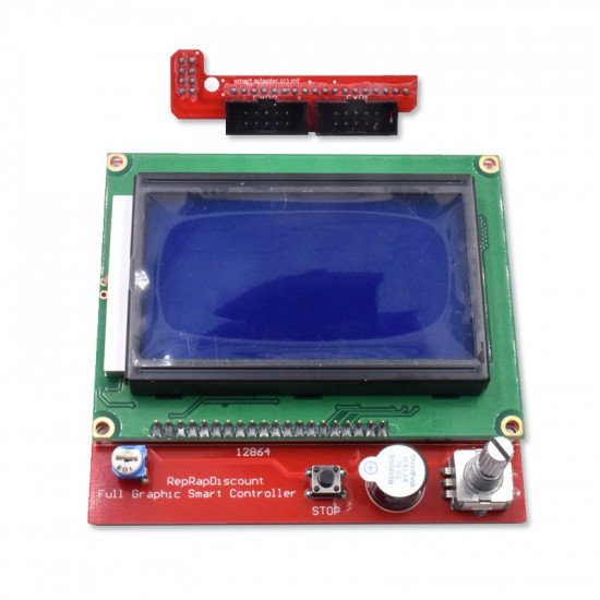LCD 12864 Display 3D Printer Controller For RAMPS