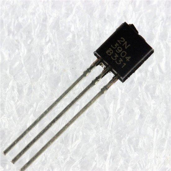 2N3904  NPN Bipolar Transistor 10-pack