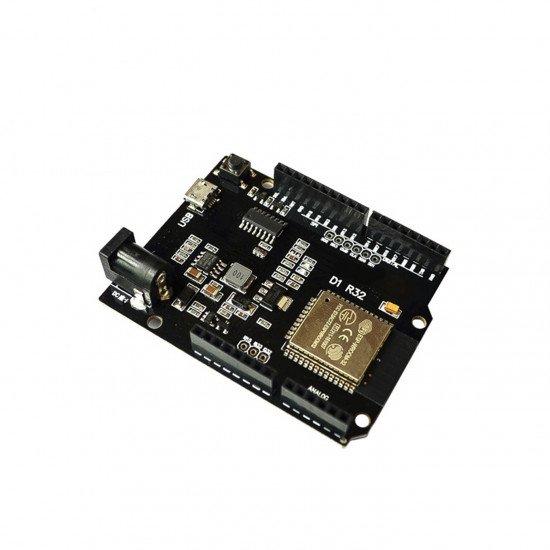 Wemos D1 R32 - ESP32 in Arduino Uno form factor