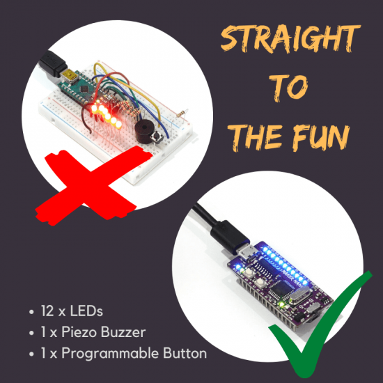 Maker Nano: Simplifying Arduino for Projects