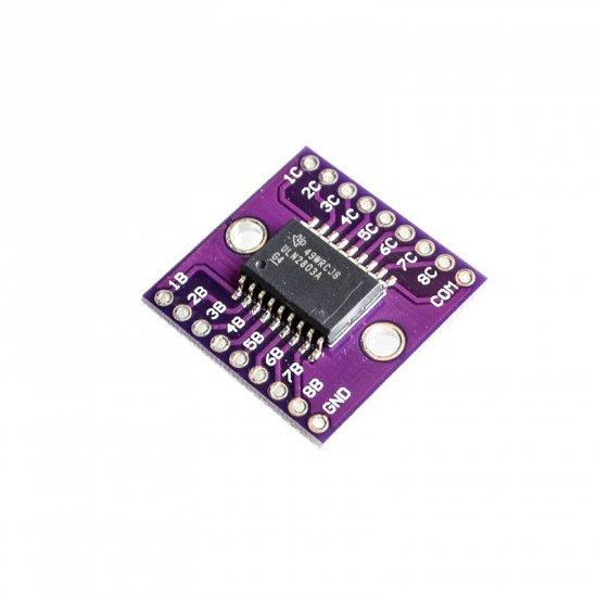 ULN2803A Darlington Transistor Arrays Driver Breakout Board