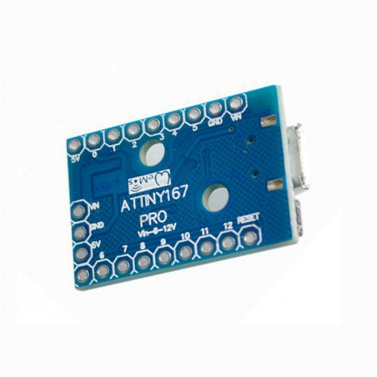 ATTINY167 Digispark Pro