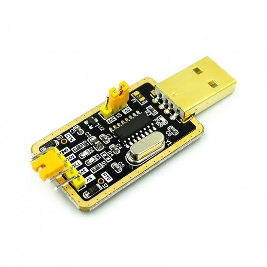 CH340G USB to Serial TTL module, 3.3 and 5V