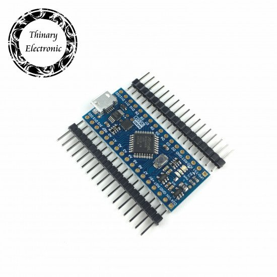 Atmega4808 Nano Every alike