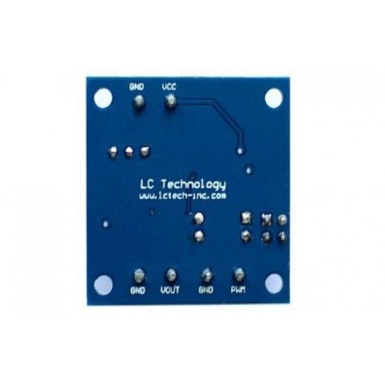 PWM-to-voltage module