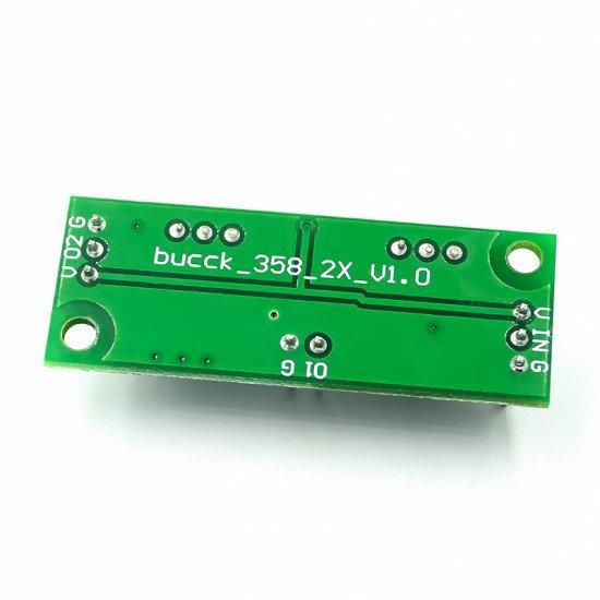 LM358 Weak Signal 2 stage OpAmp