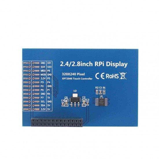 MPI2801 2.8 RaspberryPi screen PiTFT