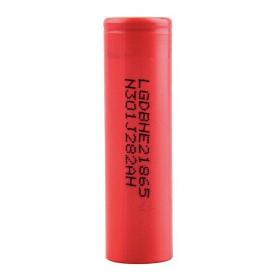 18650 battery 2500mAh  20A