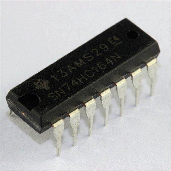 74HC164N 8-Bit SIPO Shift Register DIP-14
