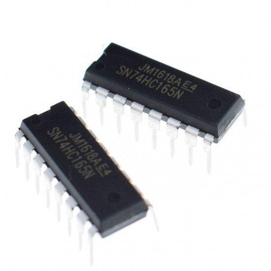74HC165N 8-Bit PISO Shift Register DIP-16