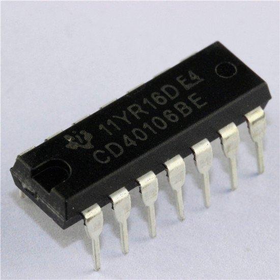 CD40106 Hex Schmitt Trigger Inverter