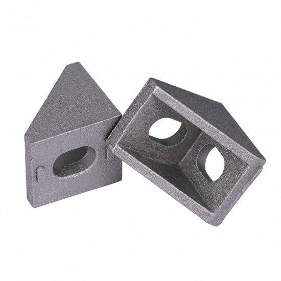 2020 corner bracket cast aluminium