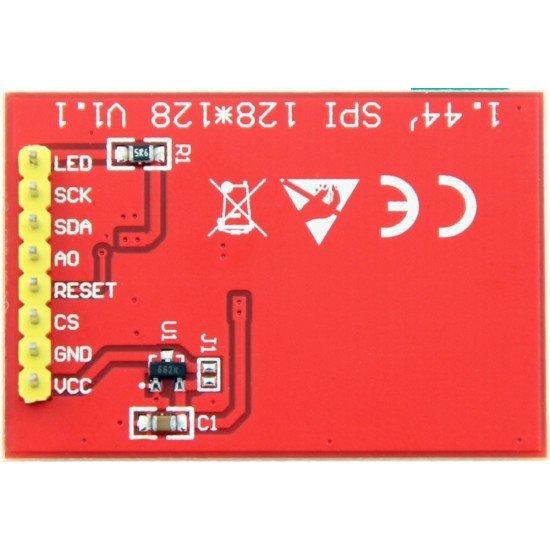 MSP1443 1.44 TFT SPI Module