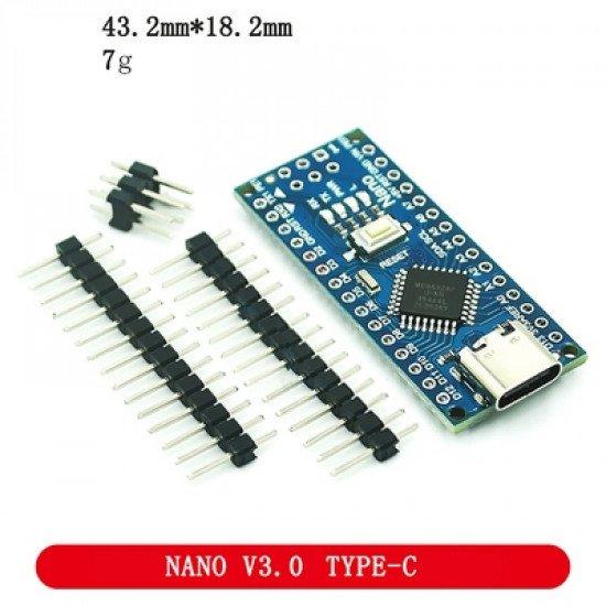Nano USB-C